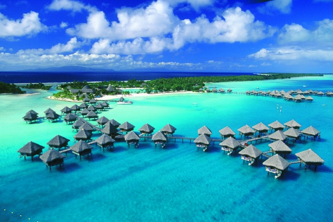 VIAJES A LA POLINESIA DESDE ARGENTINA. Viaje a Bora Bora - Bora Bora / Papeete /  - Buteler Turismo