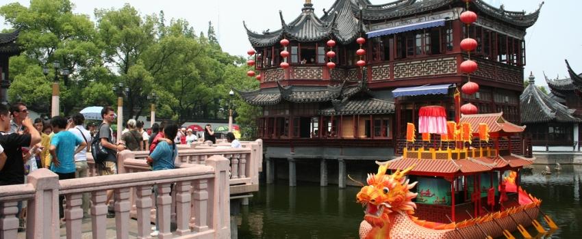 VIAJE GRUPAL VISITANDO LOS TESOROS DE CHINA