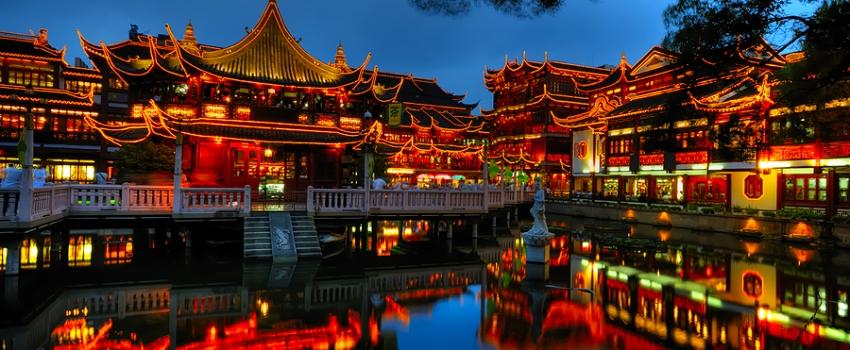 Shanghai, Japon
