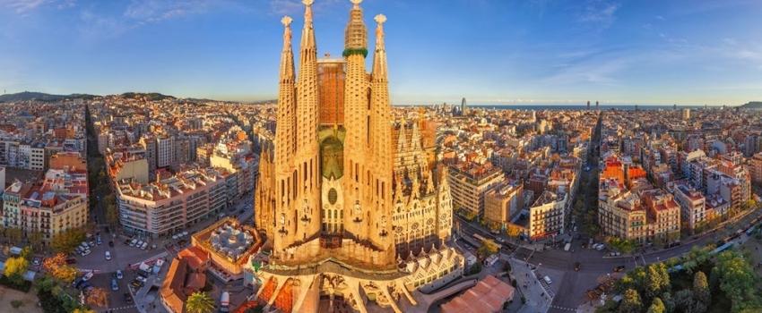 VIAJES A BARCELONA EN OFERTA - PAQUETES DE VIAJES  a Europa - Barcelona /  - Buteler Turismo