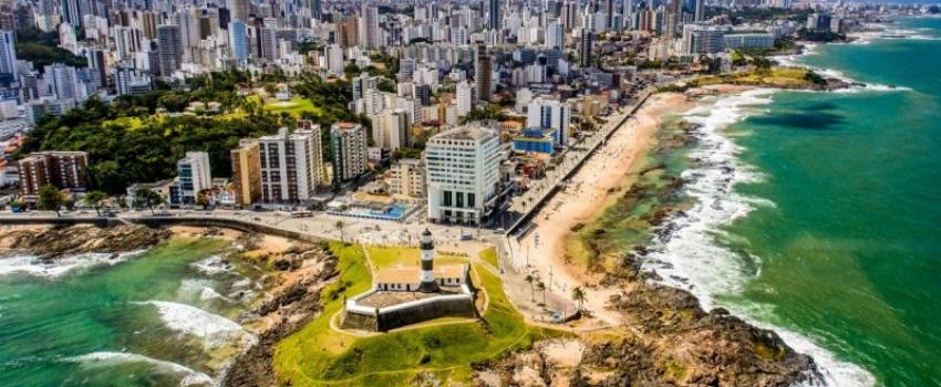 VIAJES A SALVADOR Y MORRO DE SAO PAULO DESDE BUENOS AIRES