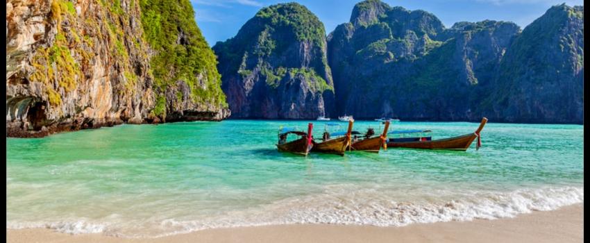 VIAJES A TAILANDIA EN OFERTA. SALIDAS GRUPALES - Bangkok / Phi Phi Island / Phuket /  - Buteler Turismo