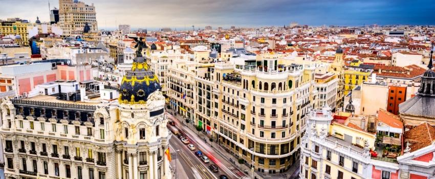 PAQUETES de VIAJES GRUPALES a ROMA y MADRID desde CORDOBA